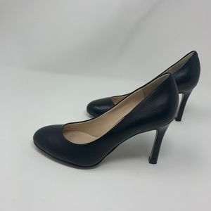 Nine West Drusilla Leather Pumps High Heels